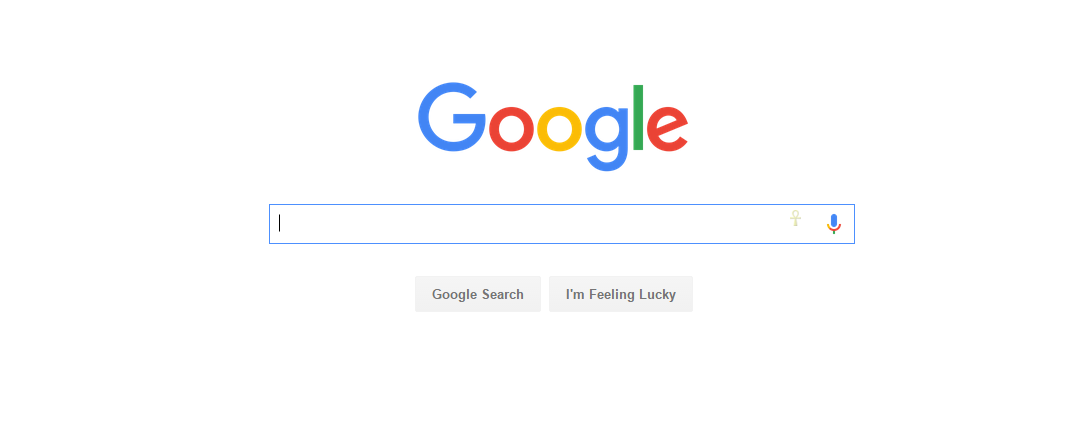 Google Gets a New Logo