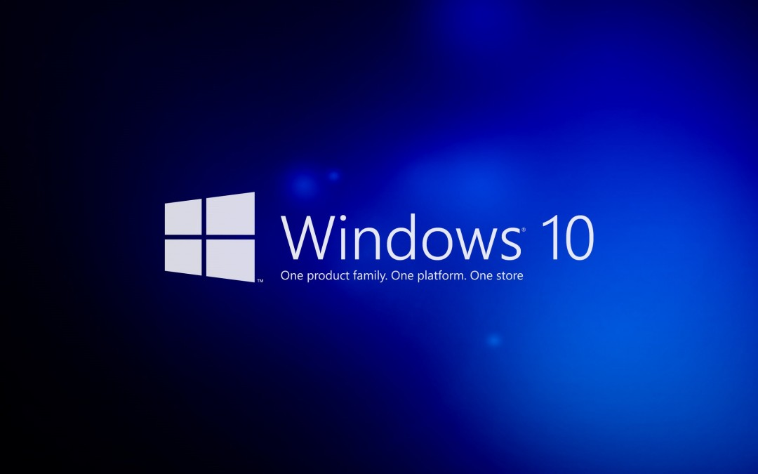 Windows 10 – A 1 Year Review